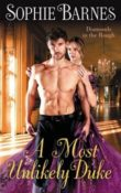 A Most Unlikely Duke: Diamonds in the Rough #1 by Sophie Barnes