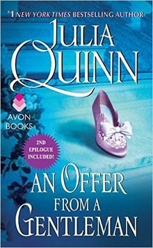 An Offer From a Gentleman: Bridgertons #3 by Julia Quinn