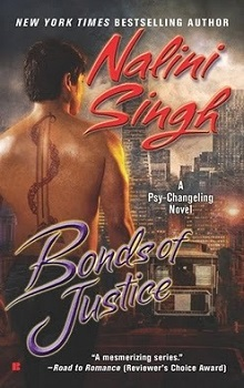 Bonds of Justice by Nalini Singh, Angela Dawe