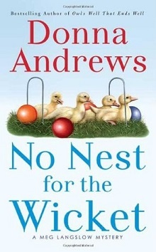 No Nest for the Wicket by Donna Andrews