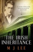 The Irish Inheritance: Jayne Sinclair Genealogical Mystery #1 by M.J. Lee