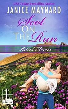 Scot on the Run by Janice Maynard