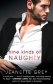 Nine Kinds of Naughty: Art of Passion #3 by Jeanette Grey