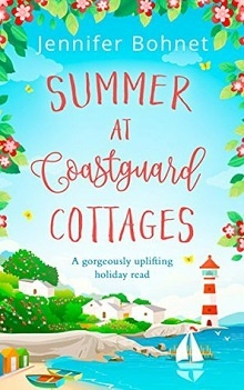 Summer at Coastguard Cottages by Jennifer Bohnet
