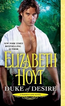Duke of Desire by Elizabeth Hoyt