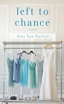 Left to Chance by Amy Sue Nathan