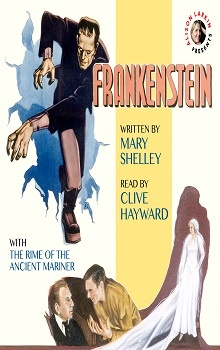 Frankenstein by Mary Shelley by Mary Shelley