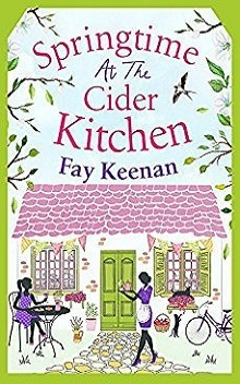 Springtime at the Cider Kitchen by Fay Keenan