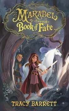 Marabel and the Book of Fate