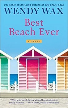 Best Beach Ever by Wendy Wax