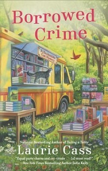 Borrowed Crime by Laurie Cass