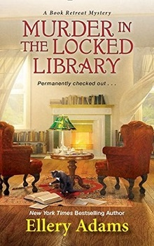 Murder in the Locked Library  by Ellery Adams