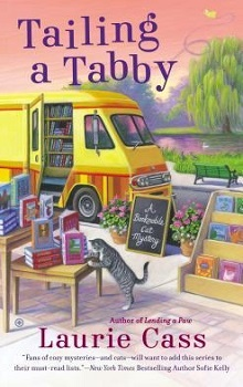Tailing a Tabby by Laurie Cass