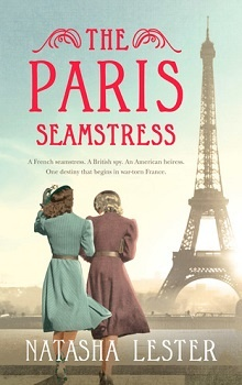 The Paris Seamstress by Natasha Lester