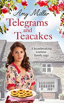 Telegrams and Teacakes by Amy Miller