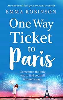 One Way Ticket to Paris by Emma Robinson