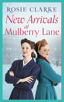 New Arrivals at Mulberry Lane: by Rosie Clarke