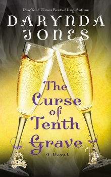 The Curse of Tenth Grave by Darynda Jones