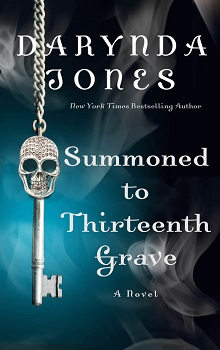 Summoned to the Thirteenth Grave by Darynda Jones
