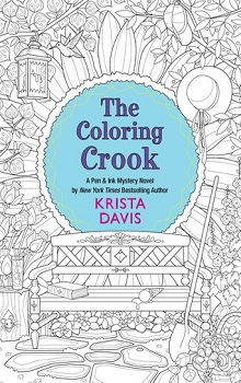 The Coloring Crook: by Krista Davis