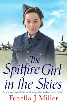 The Spitfire Girl in the Skies