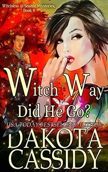 Witch Way Did He Go?