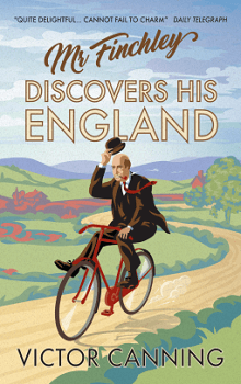 Mr. Finchley Discovers His England  by Victor Canning