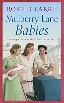 Mulberry Lane Babies by Rosie Clarke
