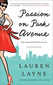 Passion on Park Avenue by Lauren Layne