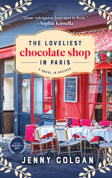 The Lovliest Chocolate Shop in Paris  by Jenny Colgan