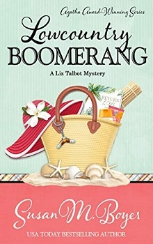 Lowcountry Boomerang by Susan M. Boyer