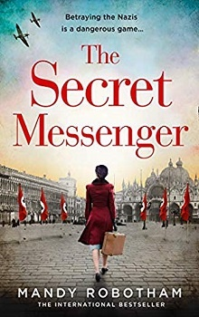 The Secret Messenger by Mandy Robotham