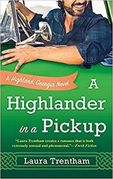 A Highlander in a Pickup by Laura Trentham
