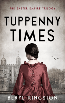 Tuppenny Times by Beryl Kingston