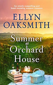 Summer at Orchard House by Ellyn Oaksmith