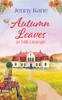 Autumn Leaves at Mill Grange