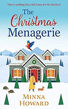 The Christmas Menagerie by Minna Howard