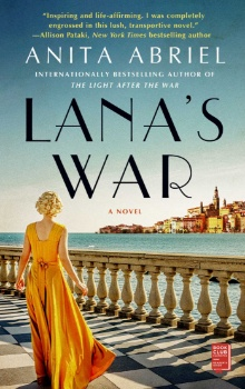 Lana's War by Anita Abriel